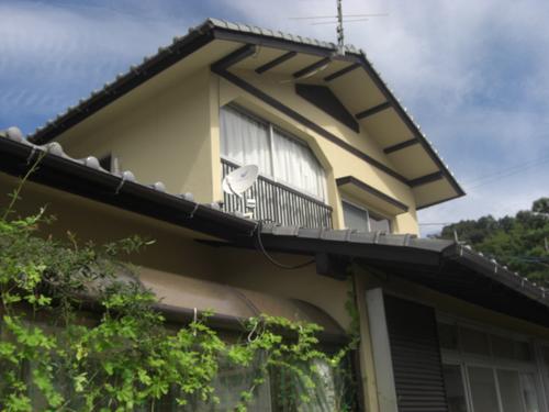 広島市東区U様邸(外壁塗装)
