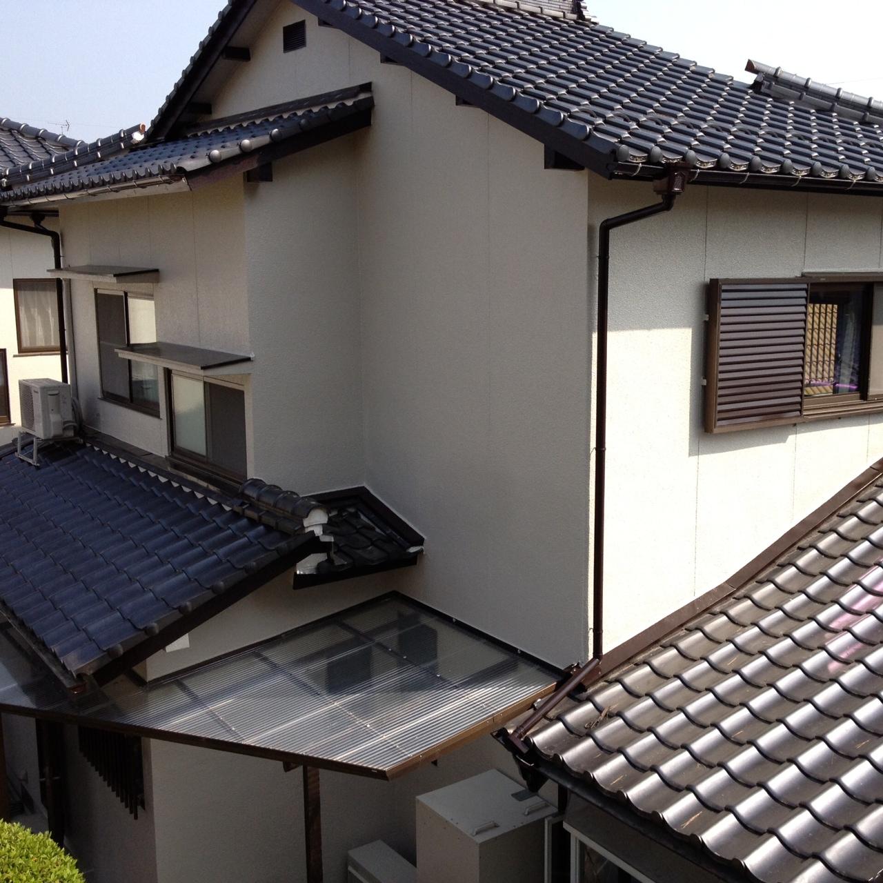 呉市焼山宮ケ迫 Y様邸外壁塗装