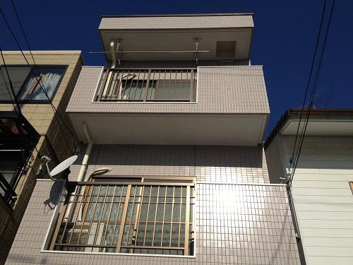 広島市南区M様邸(外壁改修)