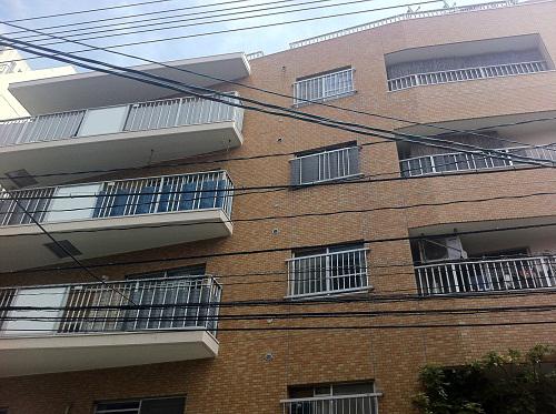 広島市中区Cマンション(外壁改修)