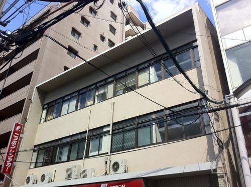 広島市中区Sビル(屋上防水)