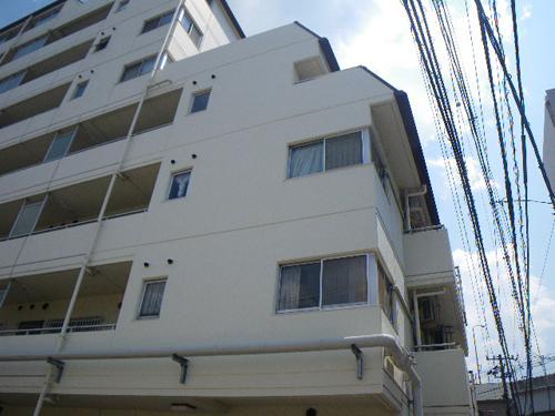 安芸郡海田町Sマンション(外壁塗装)