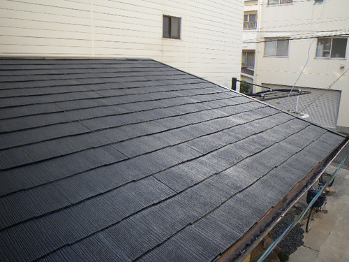 広島県三原市K様邸(屋根塗装)