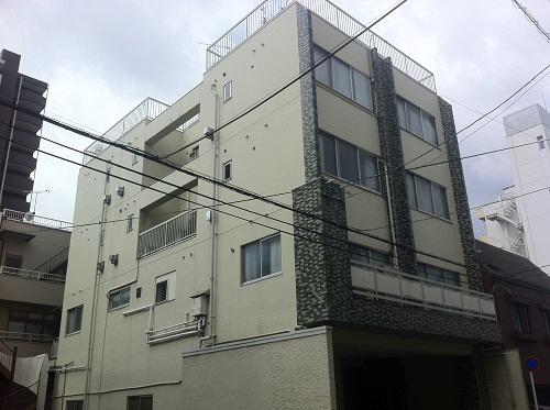 広島市中区Iビル(外壁改修)