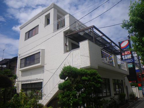 広島市東区T様邸(外壁塗装)
