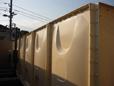 広島県廿日市市Gマンション(受水槽塗装)