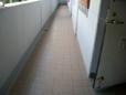 広島市中区Sマンション(廊下防水)