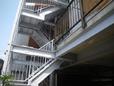 広島市中区H様邸(階段塗装)
