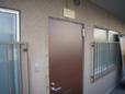 広島市中区Pマンション(玄関ドア取替え)